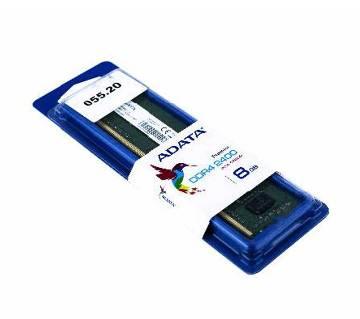 A DATA 8GB DDR4 2400 BUS Desktop RAM