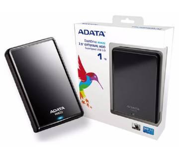 A DATA HV620 1TB USB 3.0 External HDD