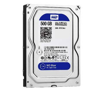 WD 500GB SATA Hard Drive