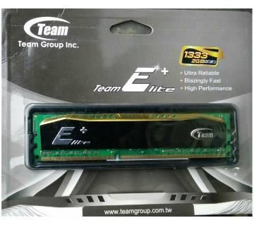 DDR3 1333 bus 2GB RAM