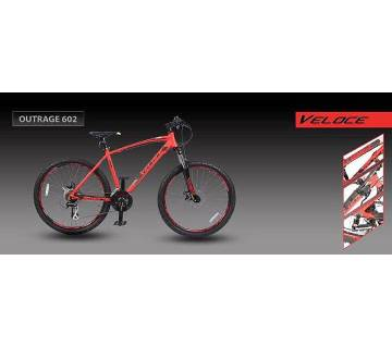 Veloce Outrage 602 -2017 Red Bicycle