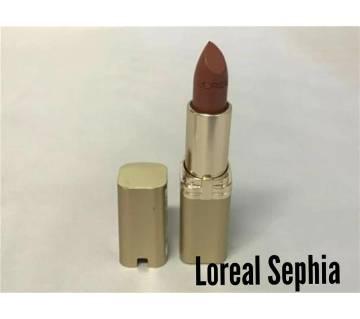 Loreal Sephia lipstick (USA)