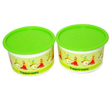 Tupperware Plastic Pot 2.6 Ltr