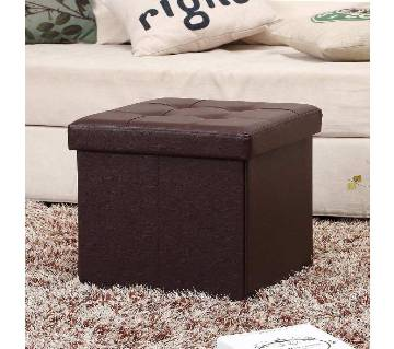 PU Leather Rest Stool