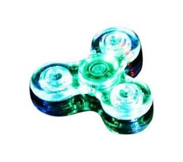 Fidget LED স্পিনার - Multicolor