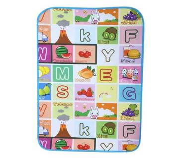 Learning Baby Floor Mat - Multi Color