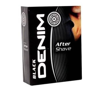 Denim Black After Shave - 100ml