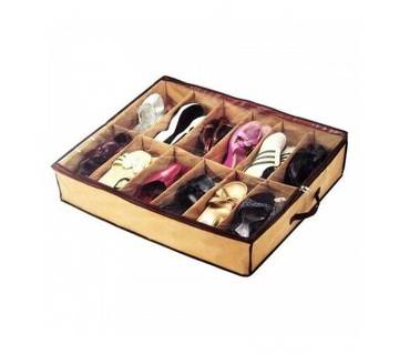 Shoes Under Space Shoe Organiser