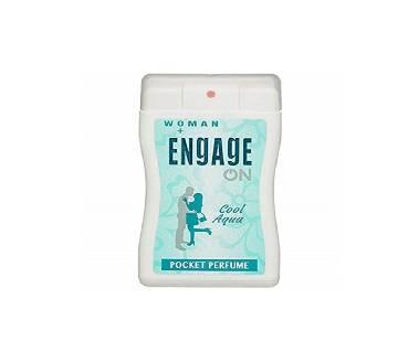 Engage Cool Aqua পকেট পারফিউম - 18ml India