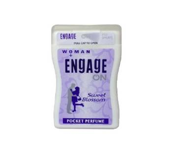 Engage Sweet Blossom Pocket Perfume - 18ml