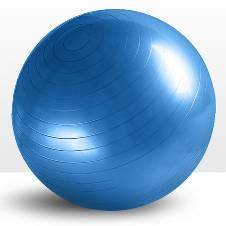 Yoga Ball - Blue