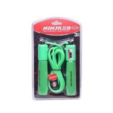 Ninja Jump Rope - Green