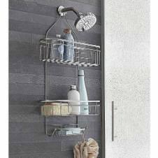 Shower Organizer - Silver