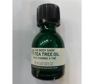 THE BODY SHOP TEA TREE অয়েল