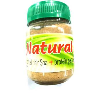 Natural hair pack - 150ml (India)