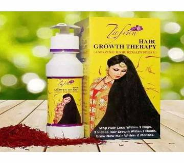 Zafran Hair Growth Therapy-Pakistan-150Ml