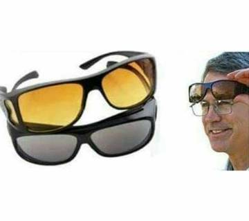 2 in 1 HD Vision Sunglasses