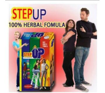 Pack of 3 step up body growth formula 450gm India