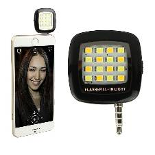 Led flash selfie light
