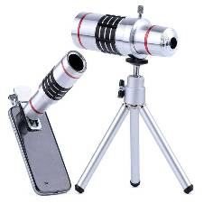 18X Optical Zoom Telescope Camera Lens