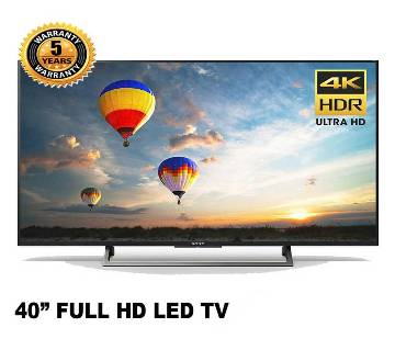 "40"" FULL HD LED TV"