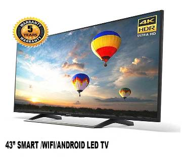 "43"" Smart/Wifi/Android LED TV"