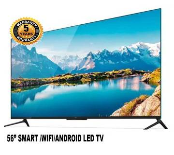 """56"""" Smart/Wifi/Android LED TV"""