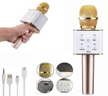 bluetooth karaoke microphone speaker Q7
