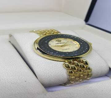 Woman metal Chain Watch