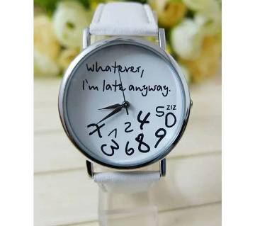 Numberic Watch