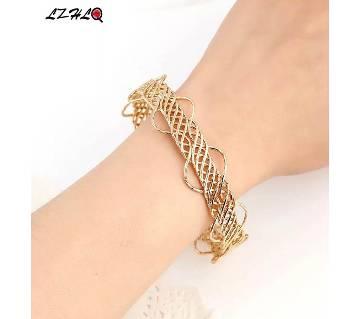 Liuxsp   vintage maxi style metal bracelets