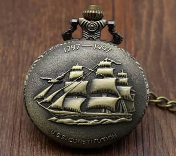 Ship Fob Chain Watch