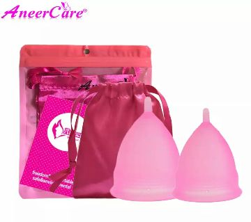 Aneer Care Meanstrual Cup (S+L)