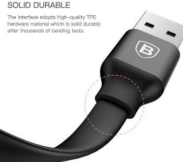 Original Baseus iphone cable
