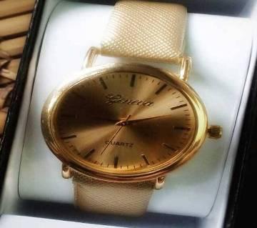 Geneva Golden Watch