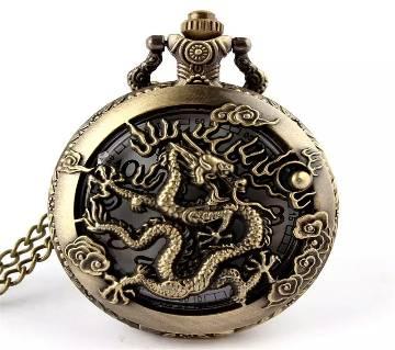 Dragon Fob Watch
