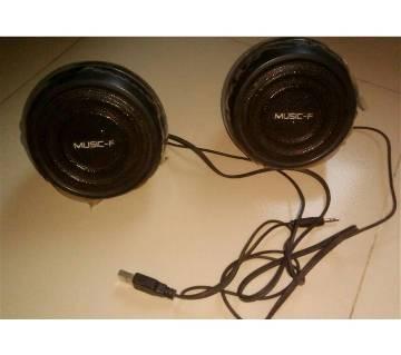USB Port  Speaker 2.0