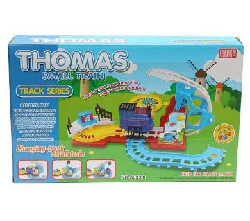 Thomas Playing ট্রেইন সেট