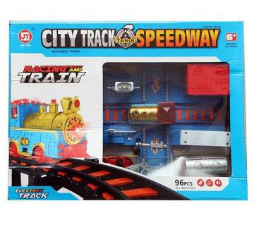 City Track Train Speed Way Toy