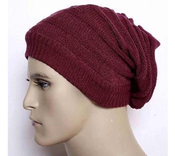 woolen winter Beanie cap