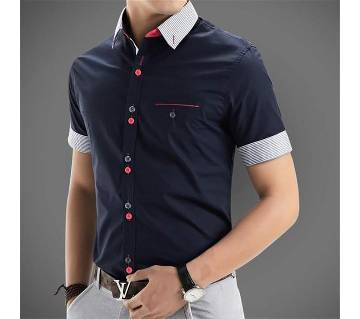 Menz Half Sleeve Casual Shirt