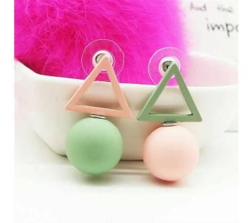 Stad earrings geometric style