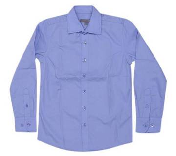 Cotton Casual Full Sleeve Shirt For Boys