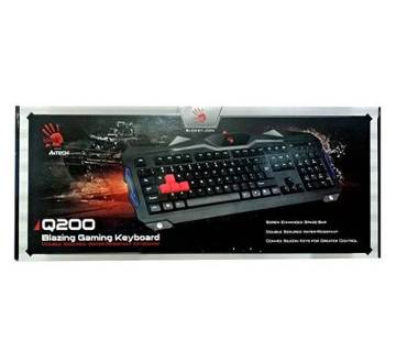 A4 Tech Bloody Q200 Blazing Gaming Keyboard