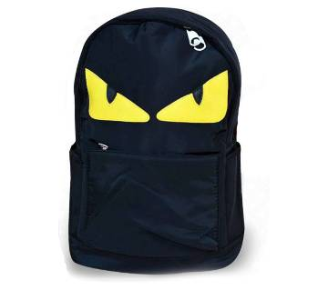 Two Eyes School Backpack