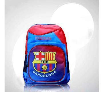BARCELONA School Backpack
