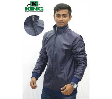 Menz Artificial Leather Jacket