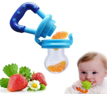 Silicone Baby Fruit Feeding Pacifier