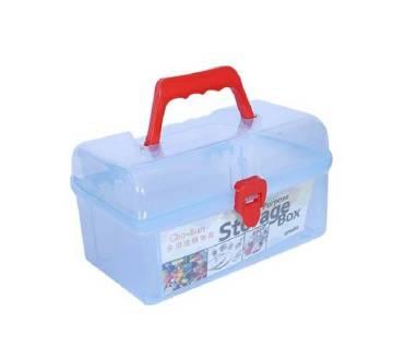 Multi Purpose Storage Box - Red
