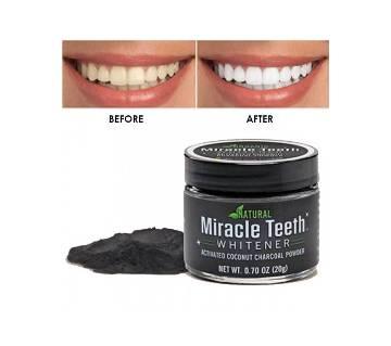 Miracle Teeth Whitener - 20g